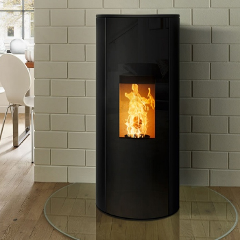 Rika Pellet Burning Stoves, the Corso Stove