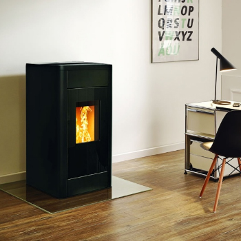 Rika Pellet Burning Stoves, the Filo Stove
