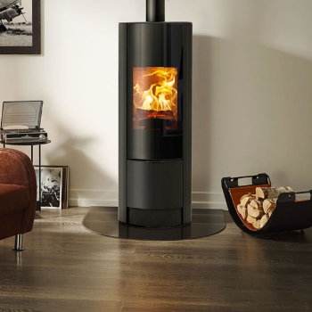 Reka Wood Burning Stoves, the Swing Stove